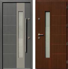 Drzwi wejściowe do domu z katalogu inox wzór 471,2-471,12+ds1