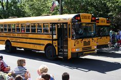 Stow-Munroe Falls Schools Buses by unit2345, via Flickr