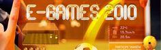 """Ficam abertas até dia 12 de novembro, as inscrições para o """"E-Games 2010"""", 2ª Competição de Jogos Digitais do Senac São Paulo. A competição premia os melhores programas, de temática livre, em qualquer plataforma."""