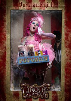 Cirque Candy by Kelly Eden, via Flickr