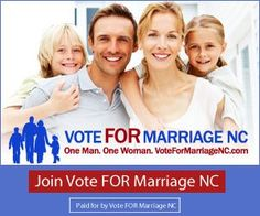 Vote FOR Marriage NC