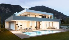 'Casa M2' su monovolume:architecture+design a Bolzano, Italy