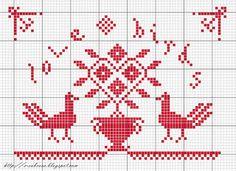 sub rosa: És még egy minta Valentin-napra - Free Kawaii Cross Stitch, Cross Stitch Heart, Cross Stitch Alphabet, Cross Stitch Samplers, Cross Stitching, Cross Stitch Embroidery, Free Cross Stitch Charts, Cross Stitch Freebies, Free Charts