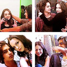 elizabeth gillies and avan jogia tumblr - Google Search