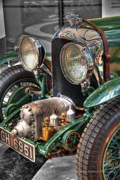 Bentley & supercharger