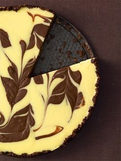 Marble Cheesecake on Pinterest | Recipe, Chocolates and Cheesecake