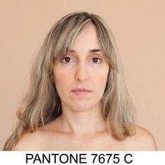 Human Pantone 1