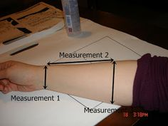 Costumes, Fluff, and Other Stuff: DIY Bracer Tutorial