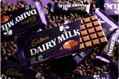 Dairy Milk is Britain's best-loved and iconic chocolate bar. Without it, the UK would probably come to a complete standstill.