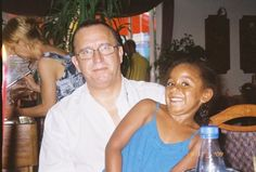 Tootie and Uncle Roman-2010