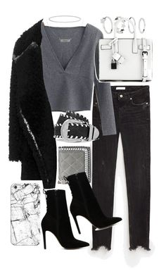 """""""Sin título #572"""" by above3600 ❤ liked on Polyvore featuring STELLA McCARTNEY, Anne Sisteron, Tom Ford, ALDO, Yves Saint Laurent, Casetify, Christian Dior and Maison Margiela"""