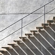 Stairs that abstract themselves via stairporn