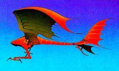 Jochen Rindt, Roger Dean, Fantasy Illustration, Trippy, Sci Fi, Retro, Space, Drawings, Artist