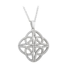 Celtic Knot Pendant Sterling Silver & CZ Made in Ireland Failte http://www.amazon.com/dp/B00YAW5Q2G/ref=cm_sw_r_pi_dp_Tsc5wb1MDSS5N
