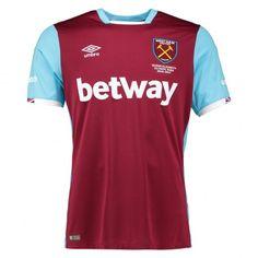 768cca8942 £19.99 West Ham United Home Shirt 2016 2017 Black Button Down Shirt