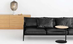 The most relevant contemporary design brands of today, from furniture and lighting, to homewares and accessories. Outdoor Sofa, Outdoor Furniture, Outdoor Decor, Sofa Design, Furniture Design, Drawer Unit, Leather Sofa, Lighting Design, Contemporary Design