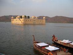 Castello Jal Mahal - India