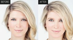 Makeup How-To: Beautiful Blonde Brows