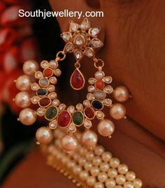 Real Brides latest jewelry designs - Page 5 of 37 - Jewellery Designs