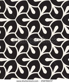 Find Vector Seamless Pattern Monochrome Graphic Design stock images in HD and millions of other royalty-free stock photos, illustrations and vectors in the Shutterstock collection. Geometric Pattern Design, Geometry Pattern, Surface Pattern Design, Geometric Designs, Geometric Shapes, Monochrome Pattern, Geometric Graphic, Design Textile, Textile Patterns