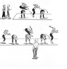 acrogym  kleuter gym en beweging / preschoolers gym and