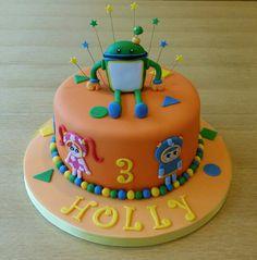 Umizoomi cake