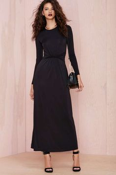 Nasty Gal Swerve Dress | Shop Clothes at Nasty Gal