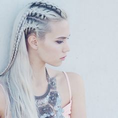 Cornrows are little tattle tails (yes, I dye my hair.....) 🌽 #kokayhair #instabraid #windsorstore
