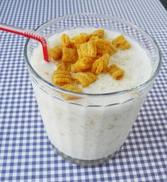 Cocoa krispies cereal shake recipe milkshake pinterest one of my favorite bloggers made a cereal milk post this is the ccuart Image collections