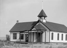 School house, Antlers, Colo. :: Western History