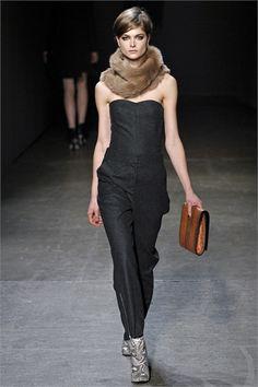 Sfilata Yigal Azrouël New York - Collezioni Autunno Inverno 2013-14 - Vogue