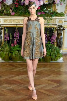 Alexis Mabille Fall 2013 Couture Collection