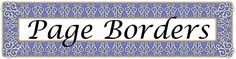 """FREE -  Printable Page Borders 375 page borders that you can download and print in your choice of file formats. ....Follow for Free """"too-neat-not-to-keep"""" teaching tools & other fun stuff :)"""