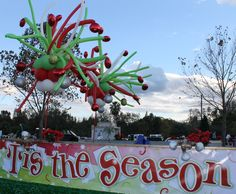 Christmas Parade Floats | Allen & Company Christmas Parade Float Lakeland Florida 2012 ...
