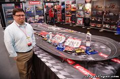 Carrera Slot Cars And Tracks Are Awesome - http://www.sugarcayne.com/2015/02/carrera-slot-cars-tracks-awesome/