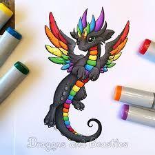 Imagini pentru cute dragon drawing