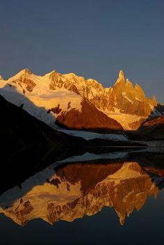 Lago Torres Region de Magallanes.Çhile