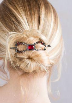 "Lilla Rose ""Crimson Joy"" flexi making a come-back on Black Friday! LOVE IT!  https://coastalconservatory.com/beautiful-hair-in-seconds/"