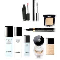 My complete make up chanel