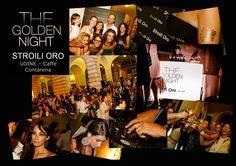 Golden Night @ Contarena Café Udine 26.07.2012
