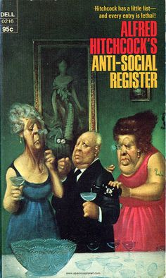 Alfred Hitchcock's Anti-Social Register