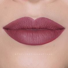 "dose of colors ""mood"" Mood Lipstick, Gloss Lipstick, Lipstick Shades, Lipstick Colors, Makeup Lipstick, Lipsticks, Liquid Lipstick, Lip Colors, Makeup Goals"