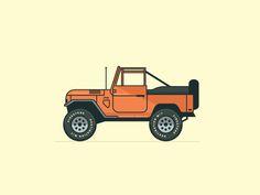 Jeep/FJ by Steve Wolf