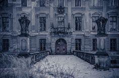 Abandoned but beautiful
