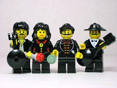 Mariachi LEGO