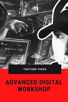 Advanced Digital Marketing Workshop Experiments That WORK! Free Market, Digital Marketing, Entrepreneur, Workshop, Tips, Youtube, Movie Posters, Atelier, Work Shop Garage