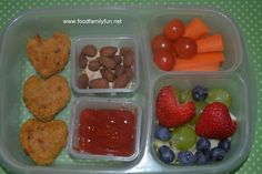 Mommys Kitchen School Lunch Ideas