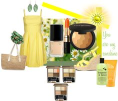 """""""You are my sunshine"""" by pamela-heinbaugh ❤ liked on Polyvore"""