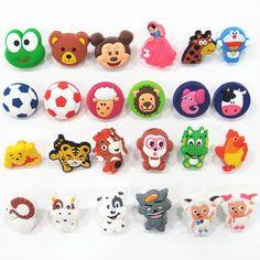 PVC Soft Rubber Cartoon knobs Cabinet Drawer Knob Kids Wardrobe Handle Furniture Closet Dresser Pulls for Kids Nursery Rooms - ICON2 Luxury Designer Fixures  PVC #Soft #Rubber #Cartoon #knobs #Cabinet #Drawer #Knob #Kids #Wardrobe #Handle #Furniture #Closet #Dresser #Pulls #for #Kids #Nursery #Rooms