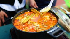 Other popular incarnations of this dish include Burmese chicken curry; and Sri Lankan chicken curry. For similar meal ideas, browse our curry recipes. Vietnamese Chicken Curry, Vietnamese Cuisine, Vietnamese Recipes, Easy Chinese Recipes, Indian Food Recipes, Asian Recipes, Yummy Chicken Recipes, Sweet Potato Recipes, Asia